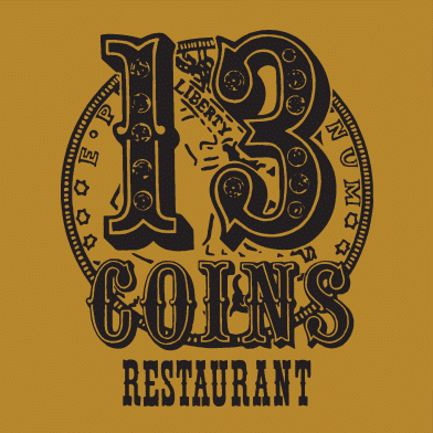 13 Coins Restaurant – Bellevue, Washington