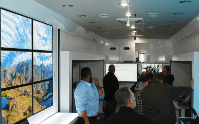 SAVI Controls to Host ClearOne Connections Tour 2018