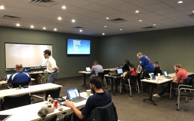 SAVI Controls Hosts Inaugural Dealer Training Class