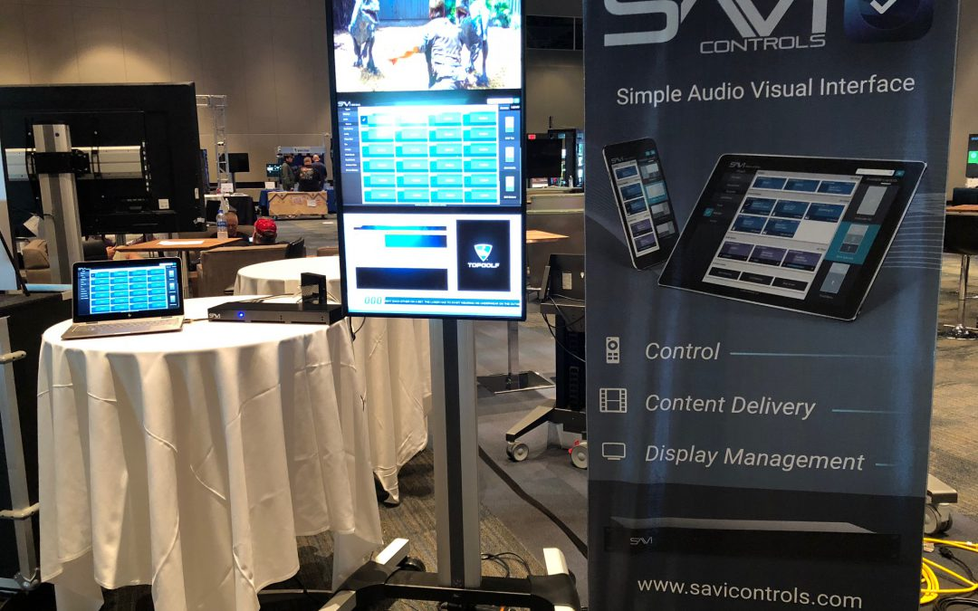 SAVI CANVAS featured at HWPco Event in ATL