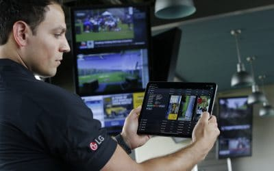 SAVI Controls & LG Create a Powerful Commercial AV, Automation Experience for Topgolf
